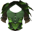 Blessed dragonhide body (Guthix) detail.png