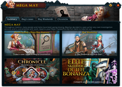 Mega May (Summary) interface.png
