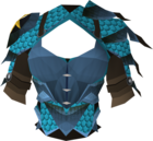 Blessed dragonhide body (Saradomin) detail.png
