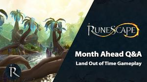 RuneScape Month Ahead Q&A (July 2019) - Land Out of Time Gameplay.jpg
