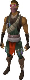 Botanist's outfit equipped (male).png: Botanist's top equipped by a player