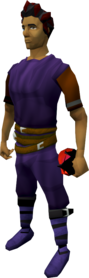 Abyssal mystic orb equipped.png: Abyssal mystic orb equipped by a player