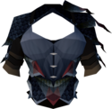 Black dragonhide body detail.png