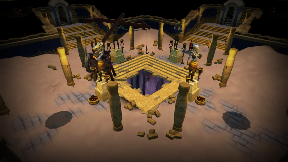 Shifting Tombs The Runescape Wiki