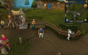 Map clue location Falador statue crossroads.png