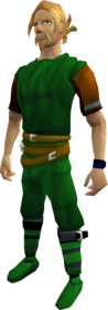 Regen bracelet equipped.png: Regen bracelet equipped by a player