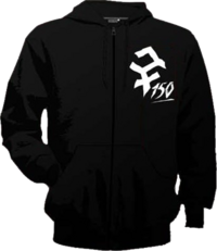 The Limited Edition zip hoodie in the Jagex Store.