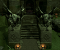Slayer Tower Gargoyle statues.png