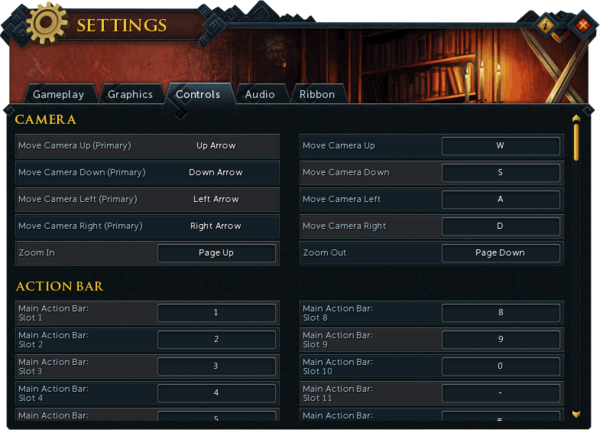 Settings (Controls) interface.png