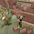 Anachronia Agility Course temple wall.png