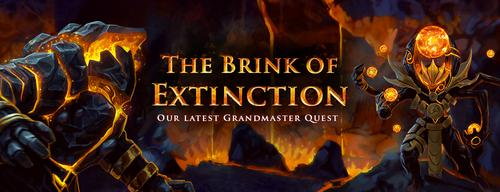 The Brink of Extinction - The RuneScape Wiki