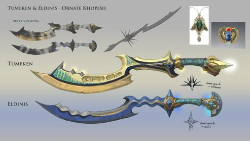 Khopesh Of Tumeken The Runescape Wiki