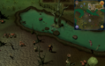 Compass clue Haunted Woods south of farming patches.png