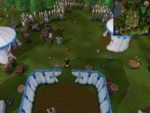Scan clue Tirannwn centre of Tyras Camp.png