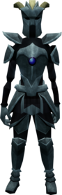 Kratonite armour (heavy) equipped (female).png: Kratonite platelegs equipped by a player