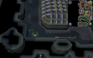 Scan clue Keldagrim south-west of the Quality Armour Store.png