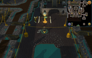 Scan clue Dorgesh-Kaan lower level east of sandpit.png