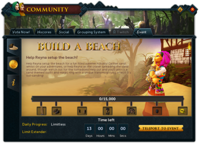 Community (Build A Beach) interface summary.png