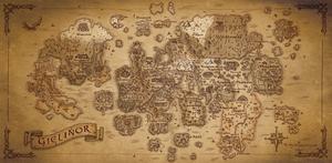World map - The RuneScape Wiki