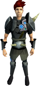 Augmented Torag's armour equipped (male).png: Augmented Torag's platelegs equipped by a player