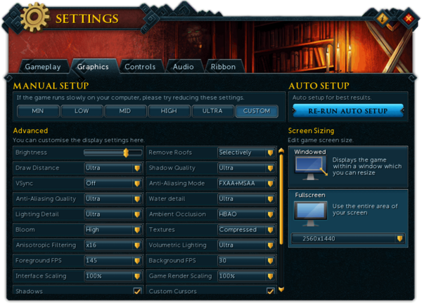 Settings (Graphics) interface.png