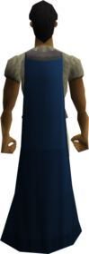 Blue cape equipped (male).png: Blue cape (tutorial) equipped by a player