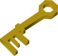 Chest key (Pirate's Treasure) detail.png