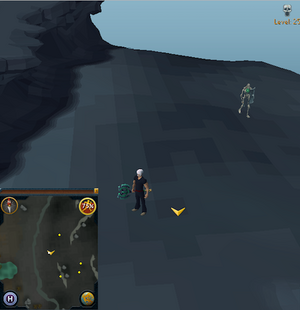 Scan clue Wilderness Volcano north of south-west entrance.png