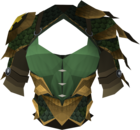 Blessed dragonhide body (Bandos) detail.png