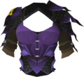 Blessed dragonhide body (Zaros) detail.png