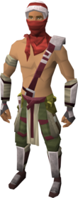 Constructor's outfit equipped (male).png: Constructor's garb equipped by a player