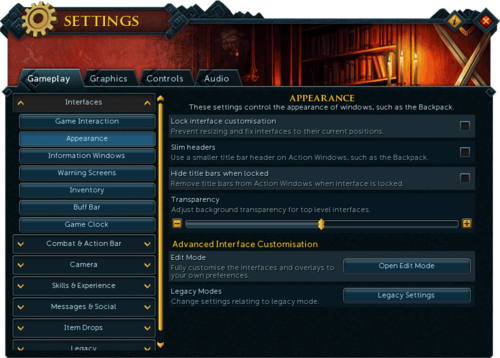 Settings UI Customisation.png
