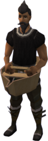 Boat equipped.png: Boat equipped by a player