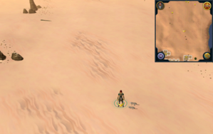 Scan clue Kharidian Desert north of most northeastern building in Nardah.png