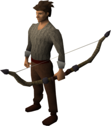Yew composite bow equipped.png: Yew composite bow equipped by a player