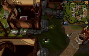 Scan clue Tirannwn south of Lletya General Store.png