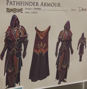 Pathfinder armour - The RuneScape Wiki