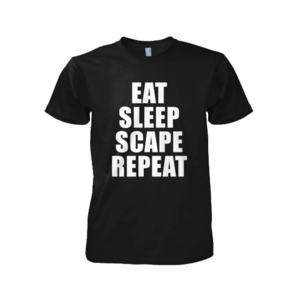 RuneFest 2017 Eat Sleep Scape Repeat t-shirt.png