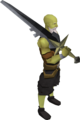 Lucky Saradomin sword equipped.png