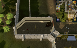 Compass clue Varrock west of Apothecary.png