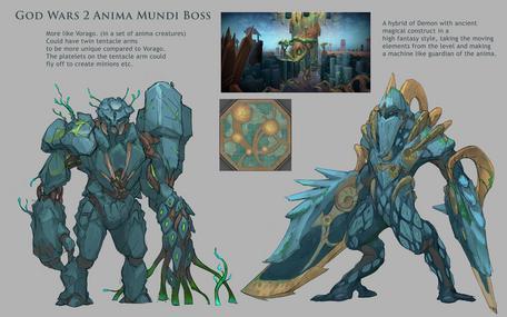Telos, the Warden - The RuneScape Wiki