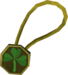 Three-leaf clover necklace detail.png