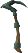 Adamant pickaxe (Dominion Tower) detail.png