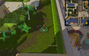 Scan clue Menaphos Imperial district just east of Shifting Tombs entrance.png