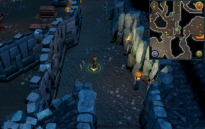 Scan clue Taverley Dungeon just north of entrance.png