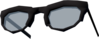 Stylish glasses (black) detail.png