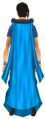 Battlefield cape (blue) equipped.png