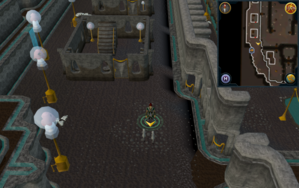 Scan clue Dorgesh-Kaan upper level near train station.png