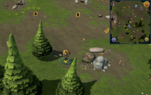 Scan clue Piscatoris Hunter area north of fairy ring.png
