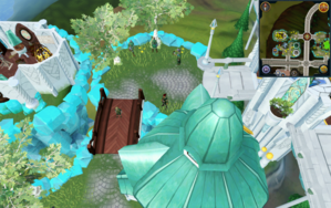 Scan clue Prifddinas Amlodd on island east of Daffyd's house.png